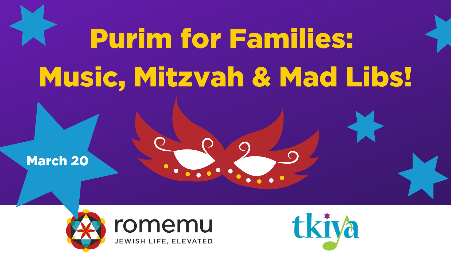 Family Purim 2019
